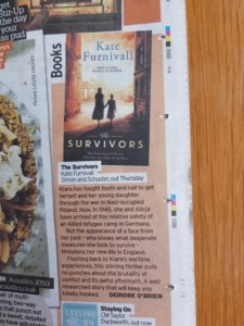 "THE SUNDAY MIRROR ""This stirring thriller pulls no punches ... will keep you totally hooked."""
